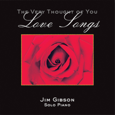 Jim Gibson's Love Songs CD cover