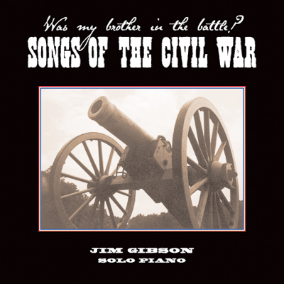 Songs of the Civil War CD cover