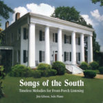 Songs of the South Solo Piano CD Cover