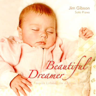 Beautiful Dreamer Favorite Lullabies CD Cover