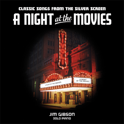 'A Night at the Movies' CD cover