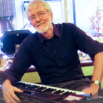 Jim Gibson at Keyboard